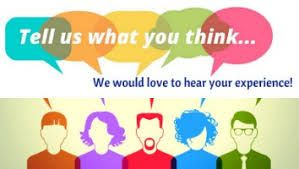 Your Feedback Matters!!!