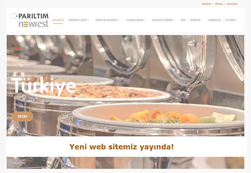Yeni Websitemiz
